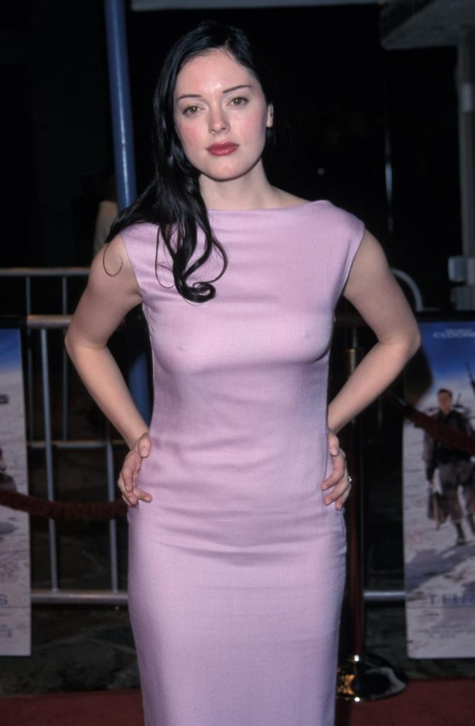 Rose McGowan nel 1998