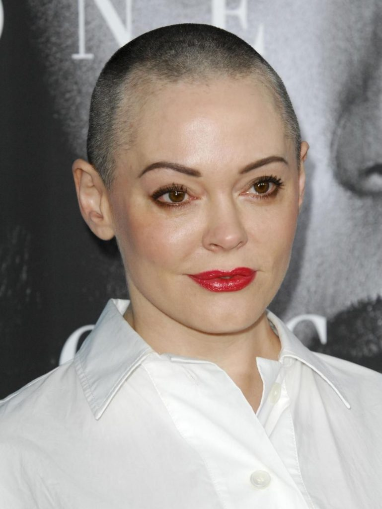 Rose McGowan nel 2016