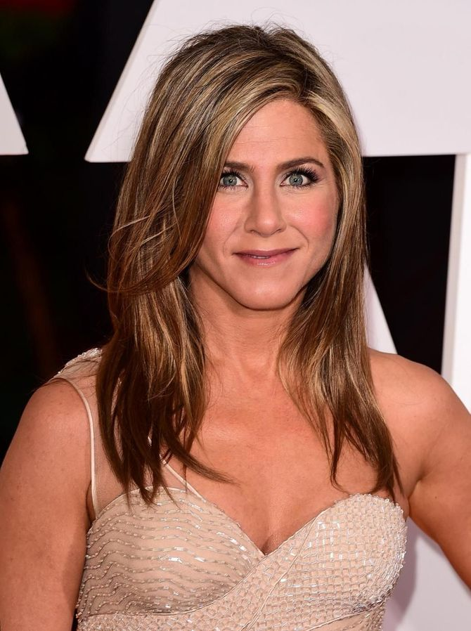 Jennifer Aniston nel 2015