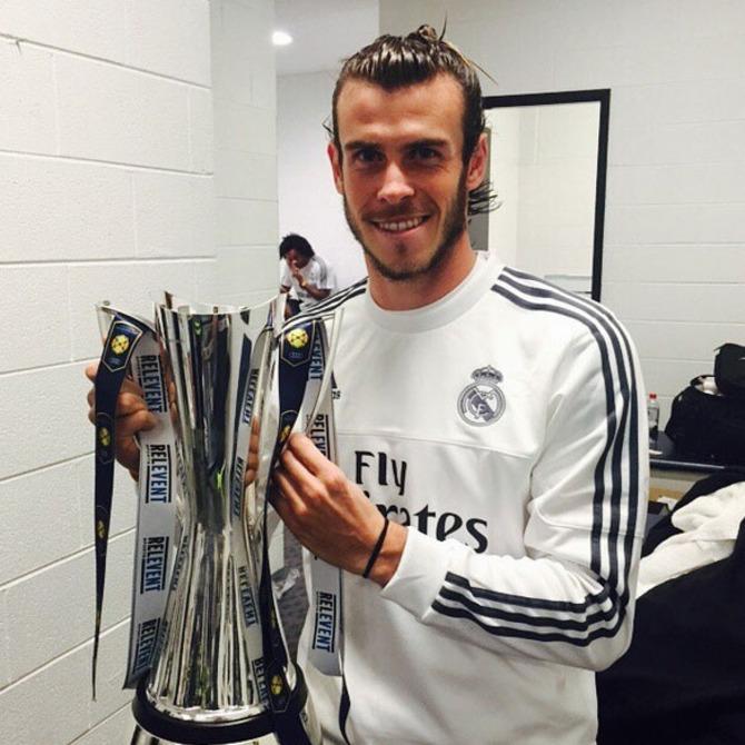 11 Gareth Bale