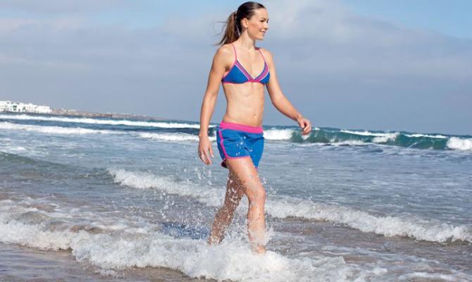 Beachwear per veri sportivi