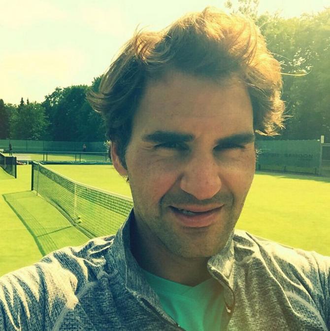 5 Roger Federer