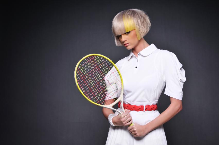 Il tennis è di tendenza