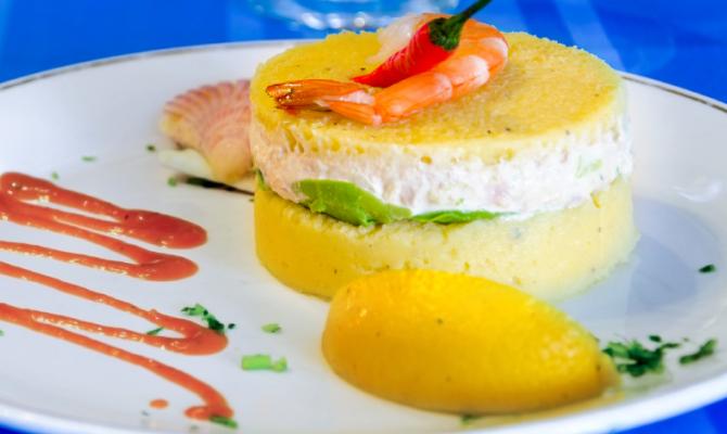 Piatto peruviano