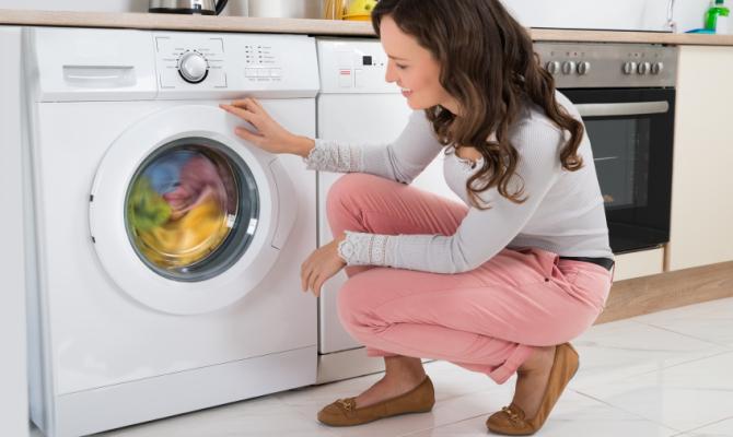 Bucato in lavatrice: gli errori più comuni