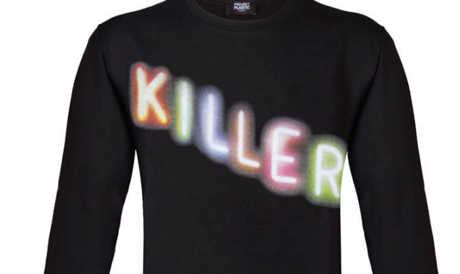 Killer Plastic Felpa