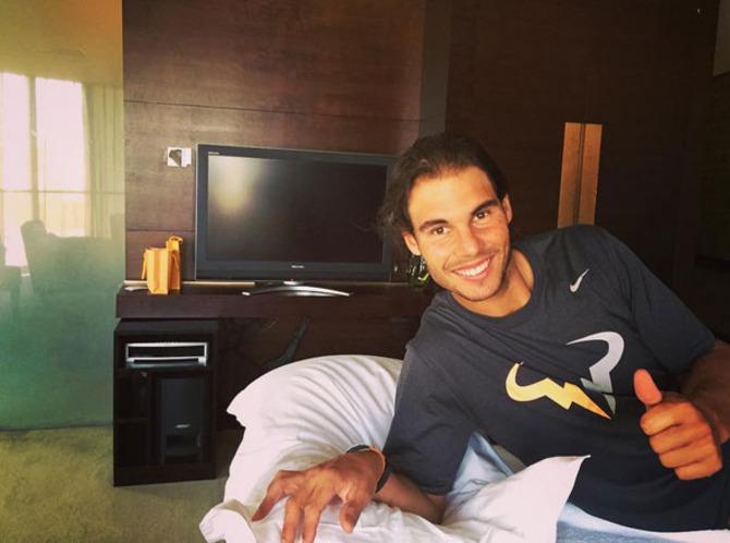 9 Rafael Nadal