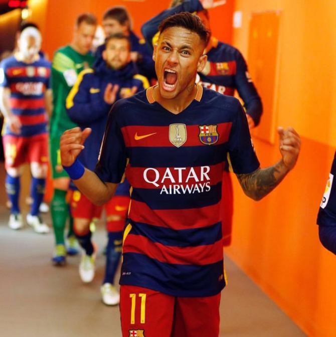 4 Neymar Jr.