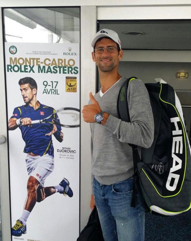15 Novak Djokovic