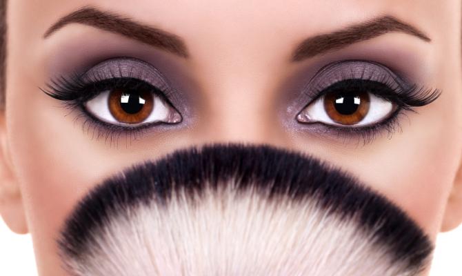 Ben noto Come truccare gli occhi marroni - www.stile.it PX56