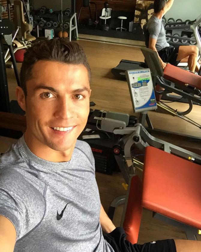 1 Cristiano Ronaldo