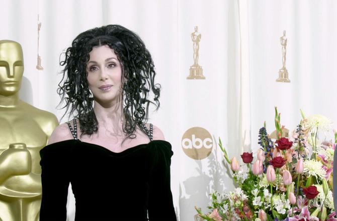 Cher agli Oscar