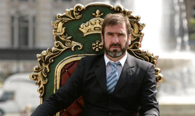 Eric Cantona compie 50 anni