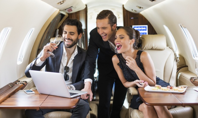 Etihad Airways lancia il volo più caro del mondo