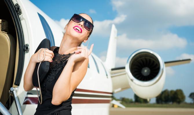 Look fashion aereo