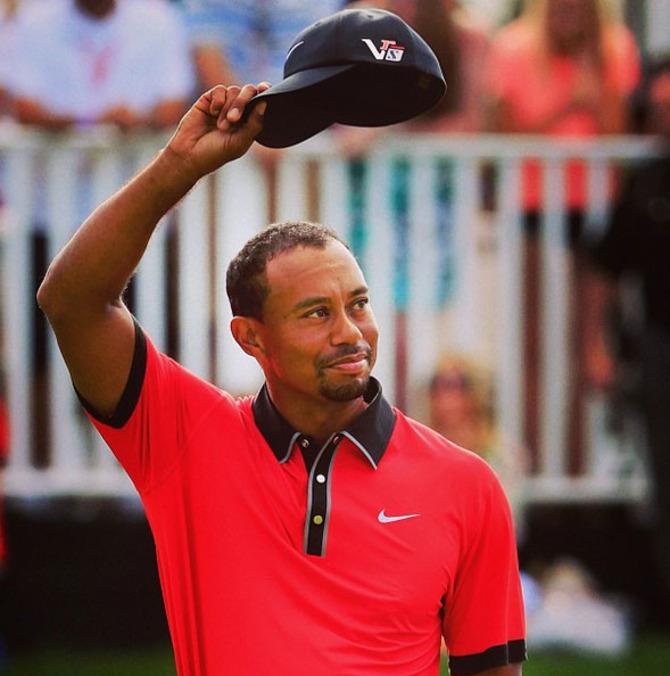 7 Tiger Woods