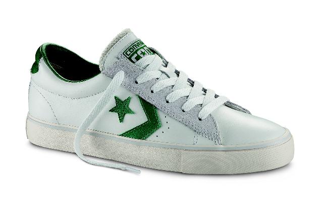 Le Pro Leather di Converse in versione vulcanizzata