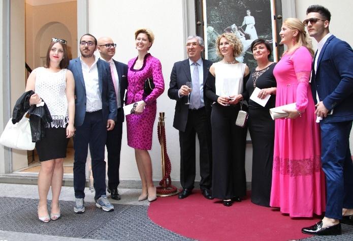 Alessandra F Couture New Collection & Gala Event con la designer Grazia Maggiori