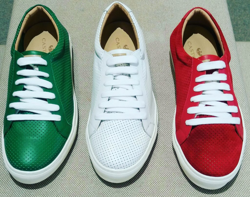 Sneakers per tifare Italia