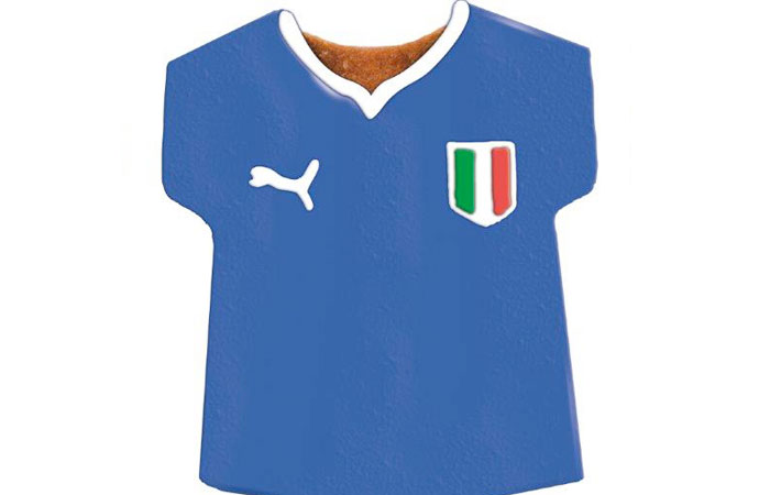 Stampo maglia Italia by Guardini