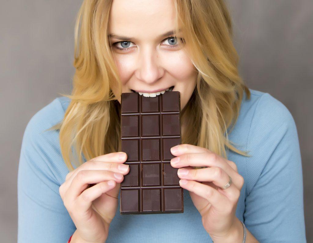 Cioccolato: dalla bocca al naso
