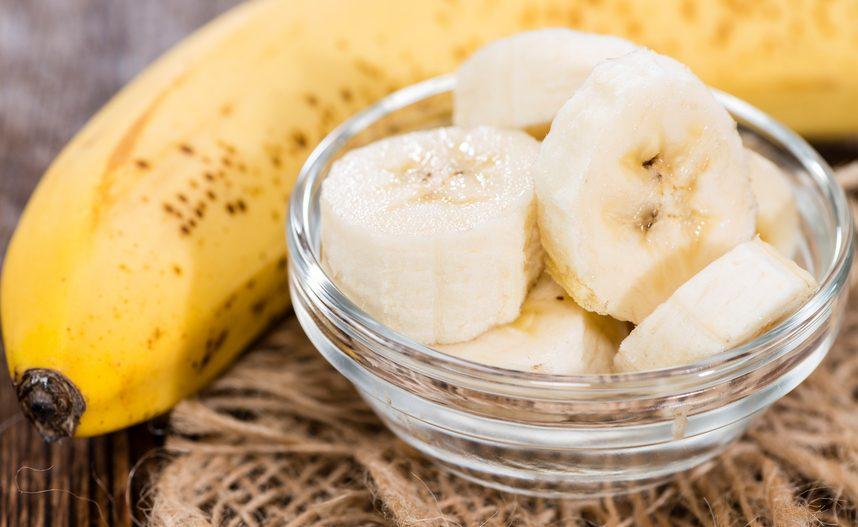 Banana, un ingrediente di bellezza