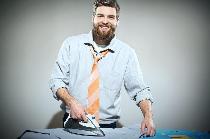 Stirare le camicie alla perfezione