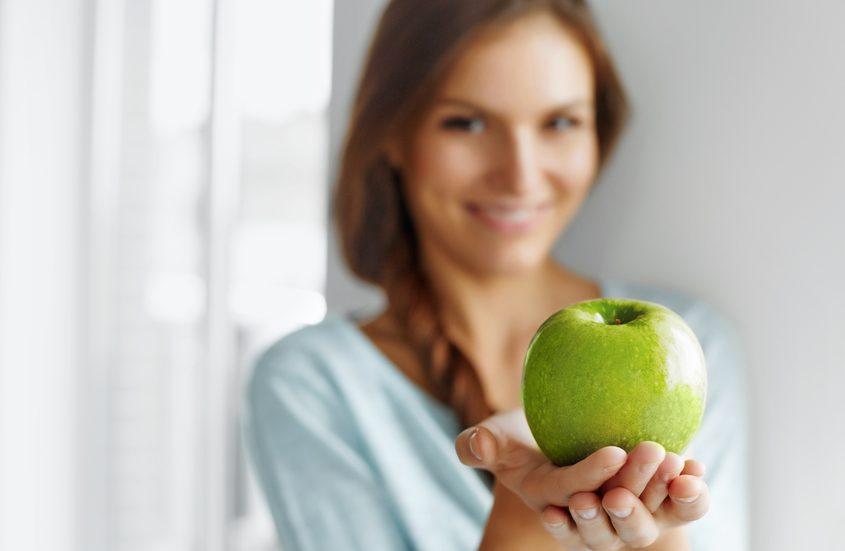 Dimagrire con la dieta della mela