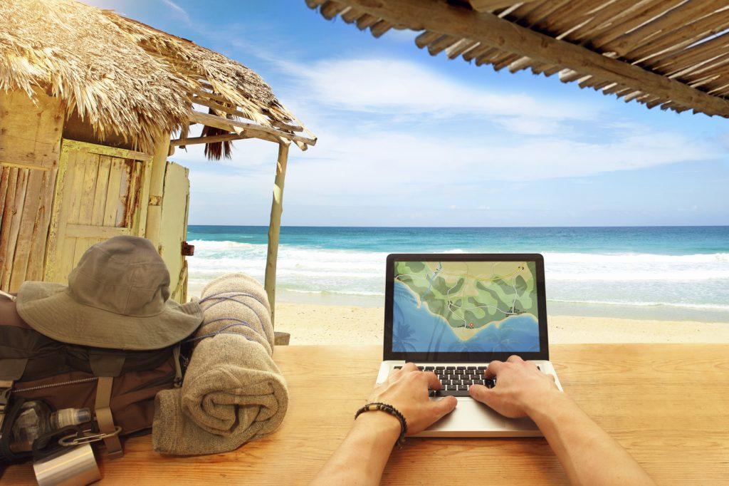 Nomadi digitali: chi viaggia lavorando