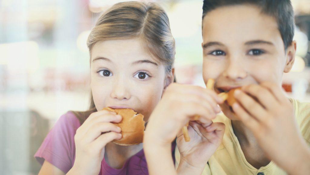 Obesità infantile: preveniamola