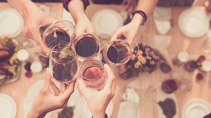 Bicchieri grandi, grandi bevute