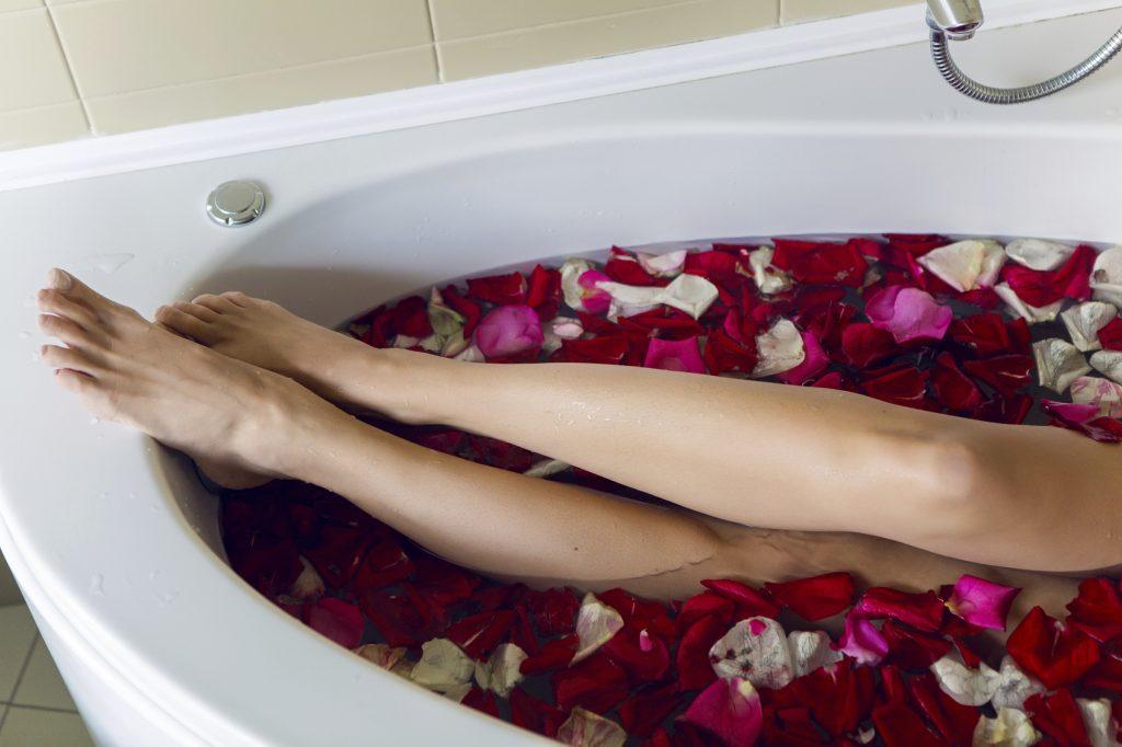 Bagno Rilassante In Casa : Bagni detox un toccasana per l organismo stile