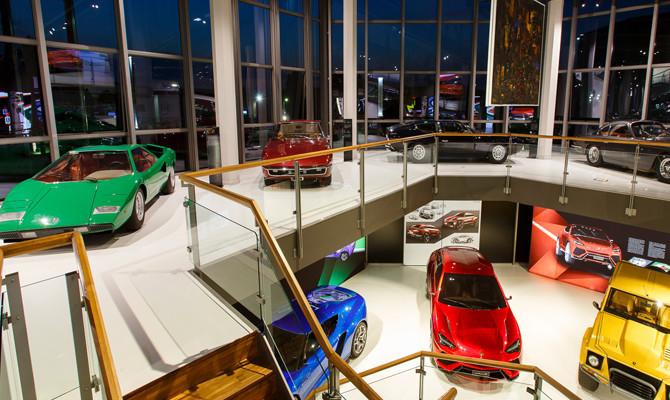 Viaggio nel mito: il Museo Lamborghini si rinnova