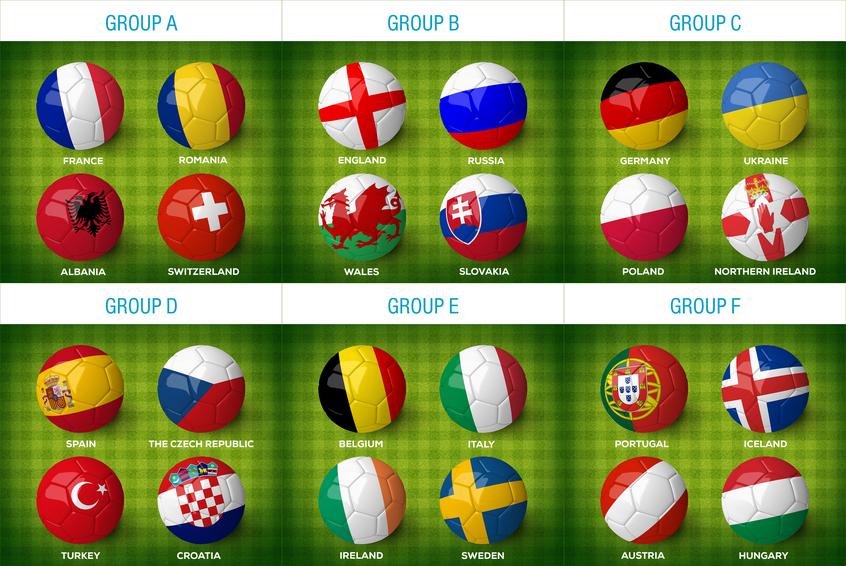 Euro 2016: paese che vai, espressione che trovi