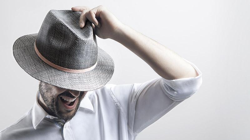 Cappelli Zanaria uomo