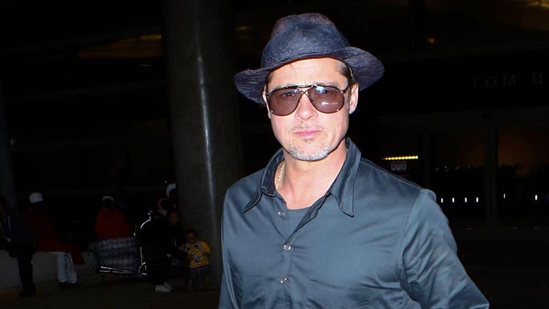 Bradi Pitt modello 6 Tom Ford Private Eyewear Collection