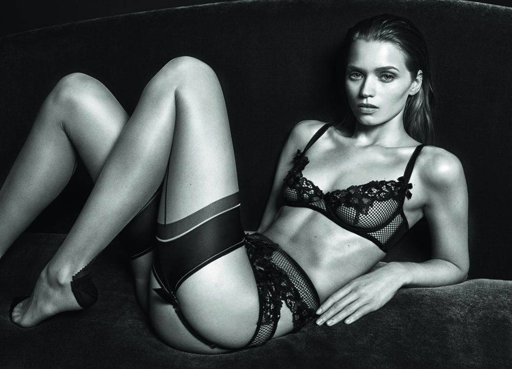 Abbey Lee Kershaw, la nuova musa di Agent Provocateur