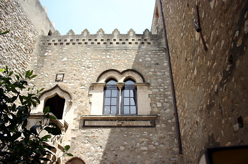 Dall'arte al libro a Taormina