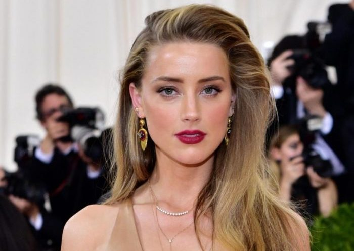 Amber Heard ha il viso più bello del mondo