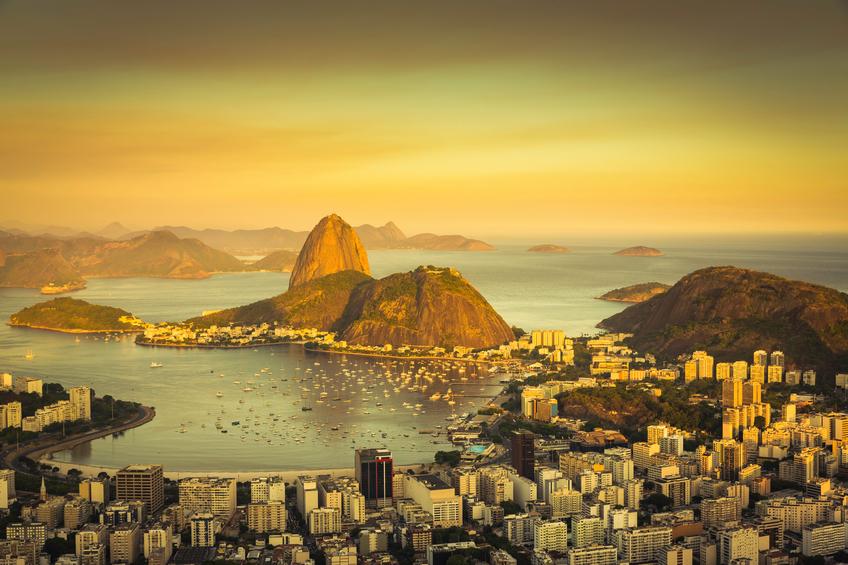 In viaggio per Rio