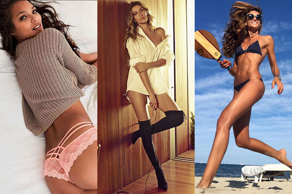 Le 10 top model brasiliane che fanno perdere la testa