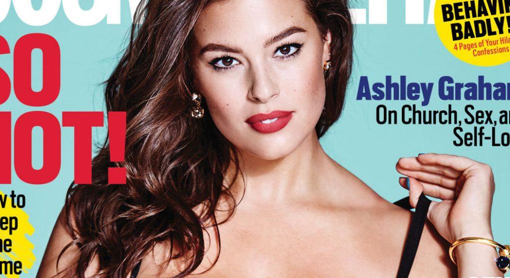 Ashley Graham: una curvy nel tempio delle magre