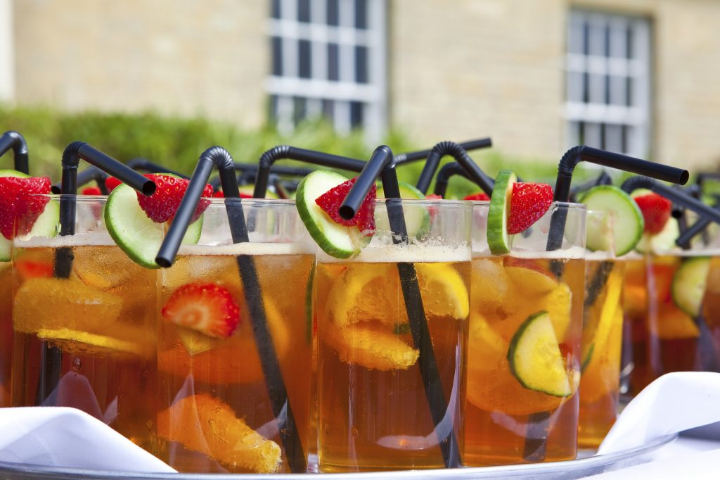 Pimm's, il cocktail più British