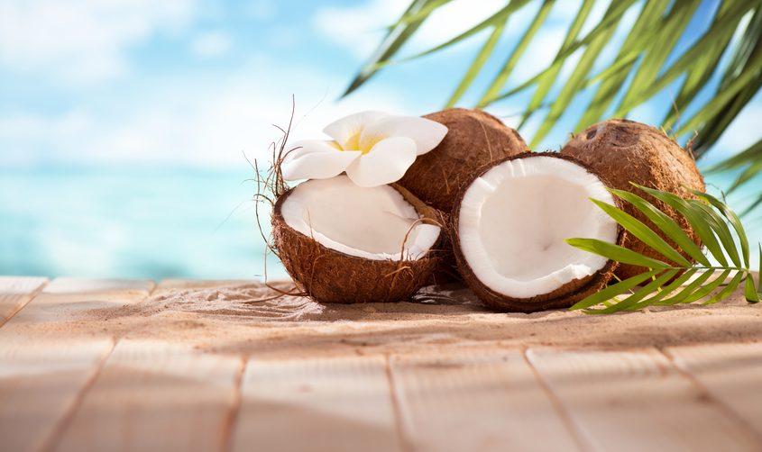 Le virtù della noce di cocco
