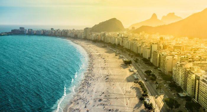 La casa si ispira al Brasile