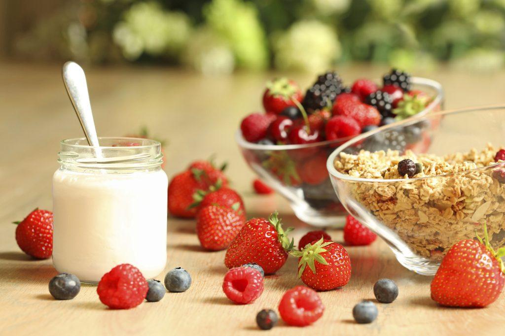 La colazione d'estate. Ecco come cambia