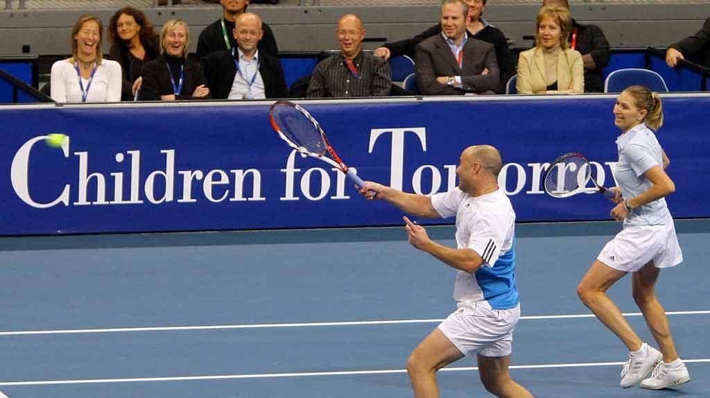 Tennis. Il doppio misto torna di moda