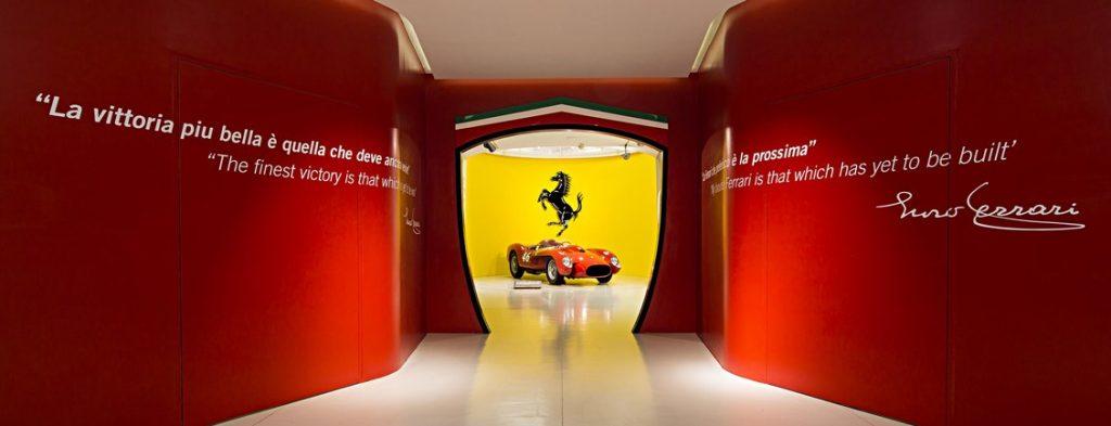 Ferrari e Cavallino Logo Ferrari