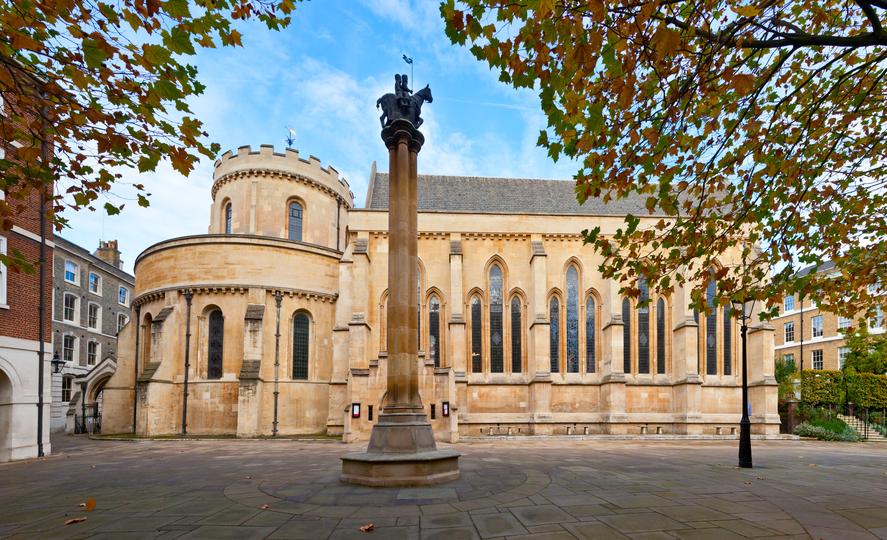 A Londra sulle orme dei Templari