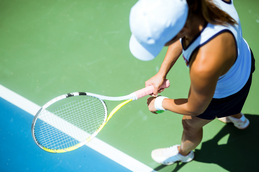 Look da torneo: è tennis mania
